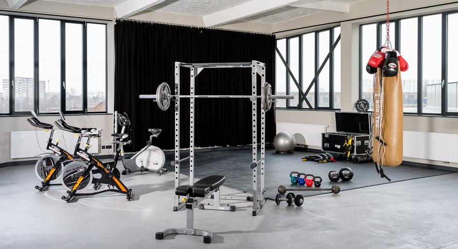 Fitnessstudio BBM Banner