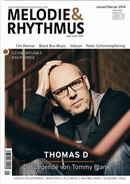 Melodie&Rhythmus Ausgabe Januar-Februar 2014